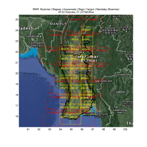 Myanmar | Magway | Ayeyarwady | Bago | Yangon | Mandalay